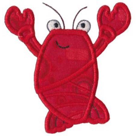 Sea Creatures Applique 5
