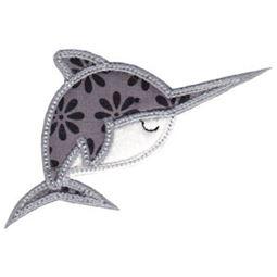 Sea Creatures Too Applique 7