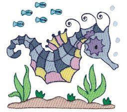 Seahorses 11
