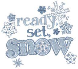 Ready Set Snow