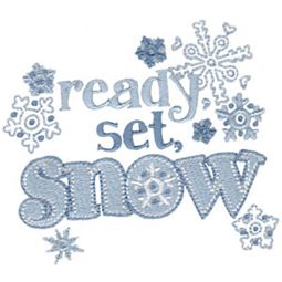 Ready Set Snow
