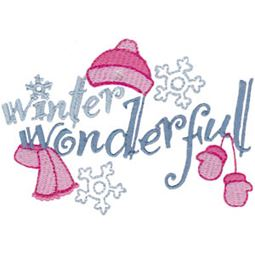 Winter Wonderful