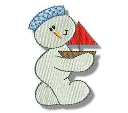 Seasonal Snowmen 1