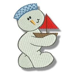 Seasonal Snowmen 1