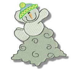 Seasonal Snowmen 10