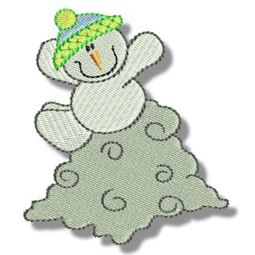 Seasonal Snowmen 10