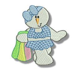 Seasonal Snowmen 11