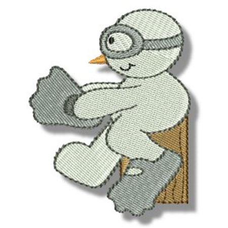 Seasonal Snowmen 9