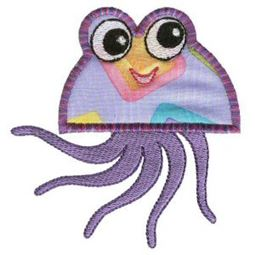 Sea Squirts Applique 13