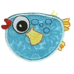 Sea Squirts Applique 6