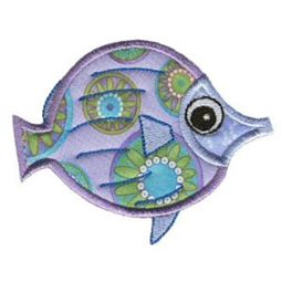 Sea Squirts Applique 9