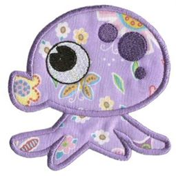Sea Squirts Applique Too 1