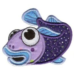 Sea Squirts Applique Too 17