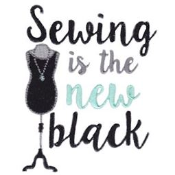 Sewing Is The New Black