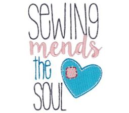 Sewing Mends The Soul