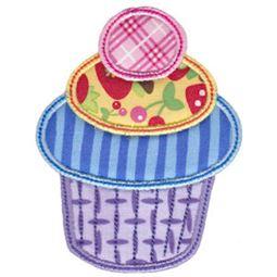 Simply Cupcakes Applique 10