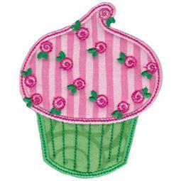 Simply Cupcakes Applique 11
