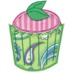 Simply Cupcakes Applique 8