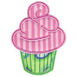 Simply Cupcakes Applique 9