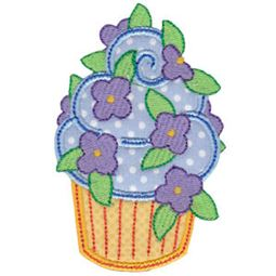 Simply Cupcakes Too Applique 11