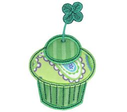 Simply Cupcakes Too Applique 12