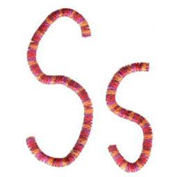 Slender Alphabet s