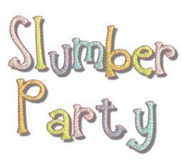 Slumber Party 12