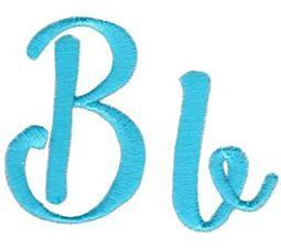 Smoothie Shoppe Alphabet B