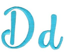 Smoothie Shoppe Alphabet D