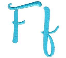 Smoothie Shoppe Alphabet F