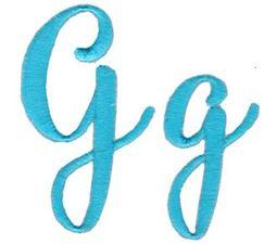 Smoothie Shoppe Alphabet G