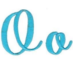 Smoothie Shoppe Alphabet O