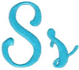 Smoothie Shoppe Alphabet S