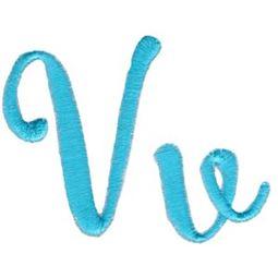 Smoothie Shoppe Alphabet V