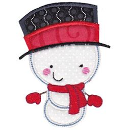 Snowbusiness Applique 1
