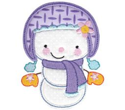 Snowbusiness Applique 10