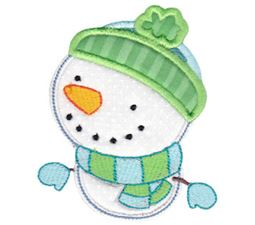 Snowbusiness Applique 3