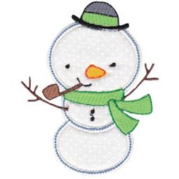 Snowbusiness Applique 4