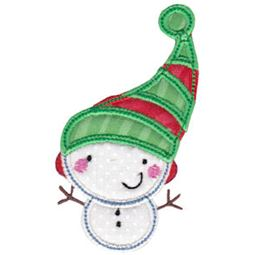 Snowbusiness Applique 8
