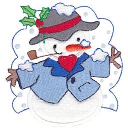 Snow Cuties Applique 10