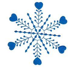 Snowflakes 16