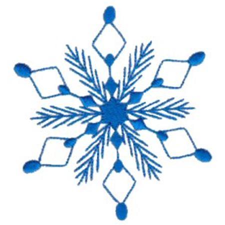 Snowflakes 18