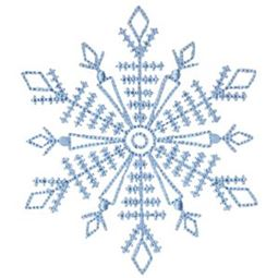 Snowflakes Too 12