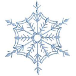 Snowflakes Too 9