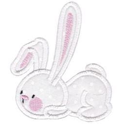 Snuggle Bunny Applique 13