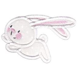 Snuggle Bunny Applique 8