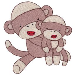 Sock Monkeys 3