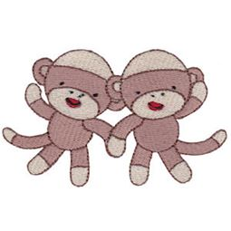 Sock Monkeys 5
