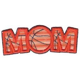 Basketball Mom Word Art