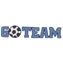 Go Team Soccer